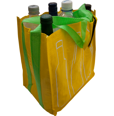 Flaskväska 6st flaskor
