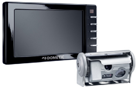 Dometic Backvideo RVS 794 (Grå)
