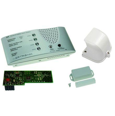 Larm NX-5 Trådlöst Grundpaket