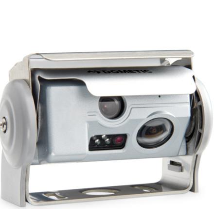 Dometic Cam 44 dubbelkamera (Grå)