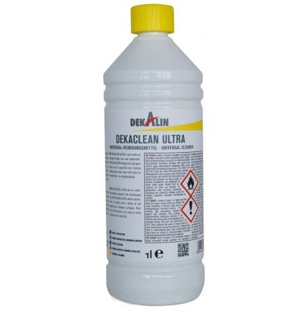 Dekaclean Ultra 1 liter Transparant