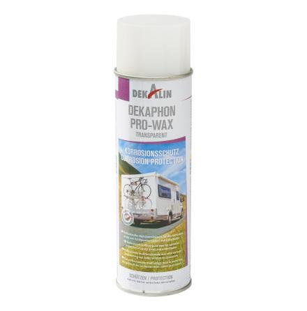 Dekalin Pro Wax Transparant