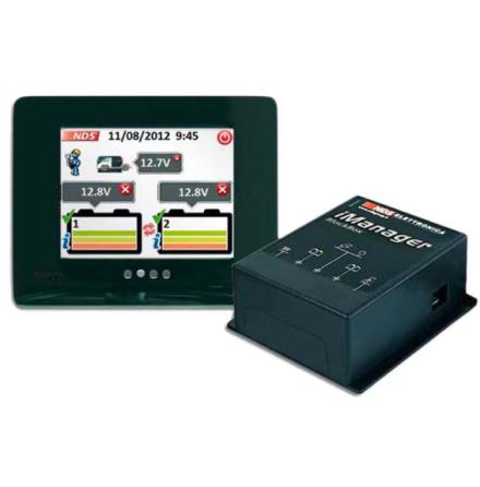 NDS iManager Touchdisplay, trådlös