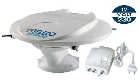 Teleco Wing 22, 12/230V