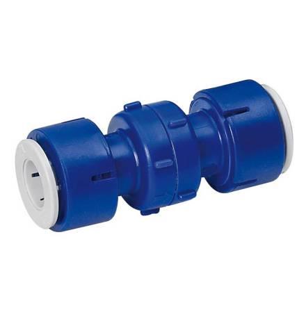 UNIQUICK Backventil 12-12 mm rör