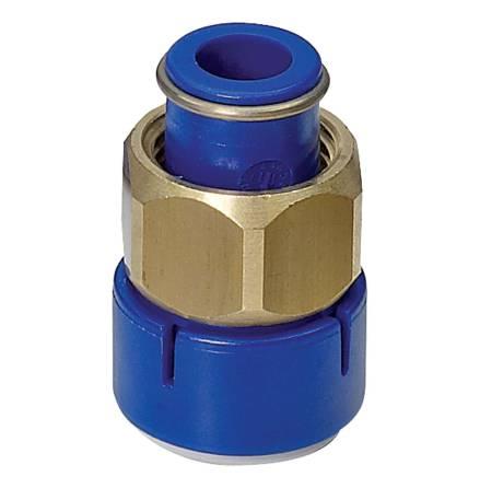 UNIQUICK Rak skarvkoppling R1/2?-12mm slang