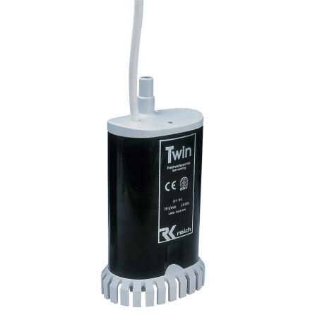 Reich Twin Pump 19 liter