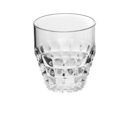 Guzzini Glas S Tiffany, Transparent ø8,5 x h9,5 cm