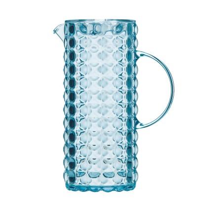 Guzzini Karaff Tiffany, Blå ø11,5x18,5x25,5
