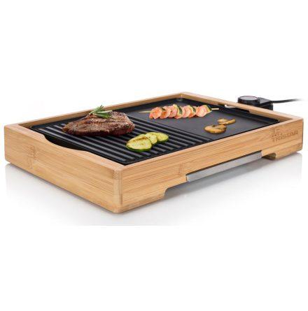 Elektrisk Teppanyaki-/Grillplatta
