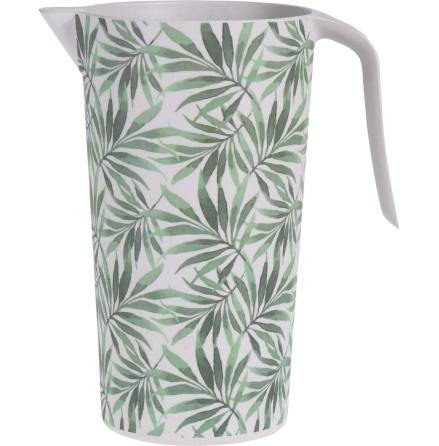 Kanna Bambu 1,5 L Jaya Leaves Bland. mönst