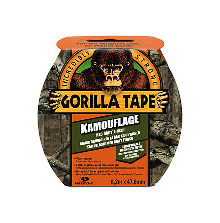 Gorilla Tape Camo 8,2m x 48mm