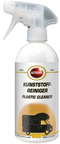 Autosol Caravan Plastic Cleaner 500ml