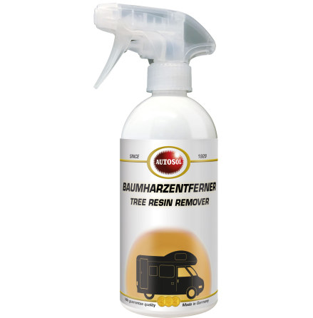 Autosol CaravanTree Resin Remover 500ml