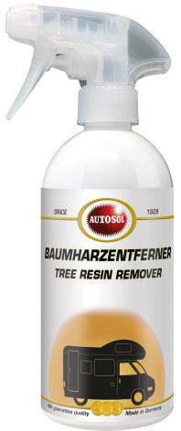 Autosol CaravanTree Resin Remover 500ml