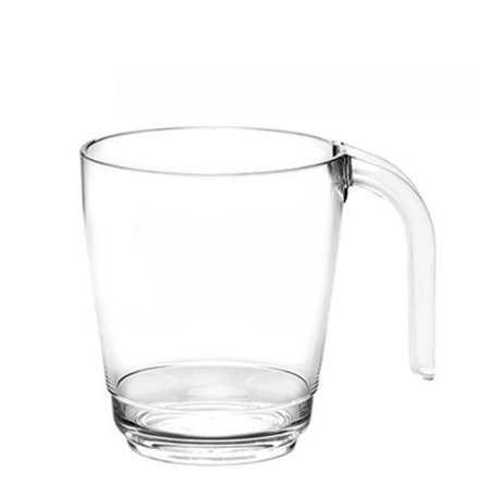 RB Mugg 30cl Transparent